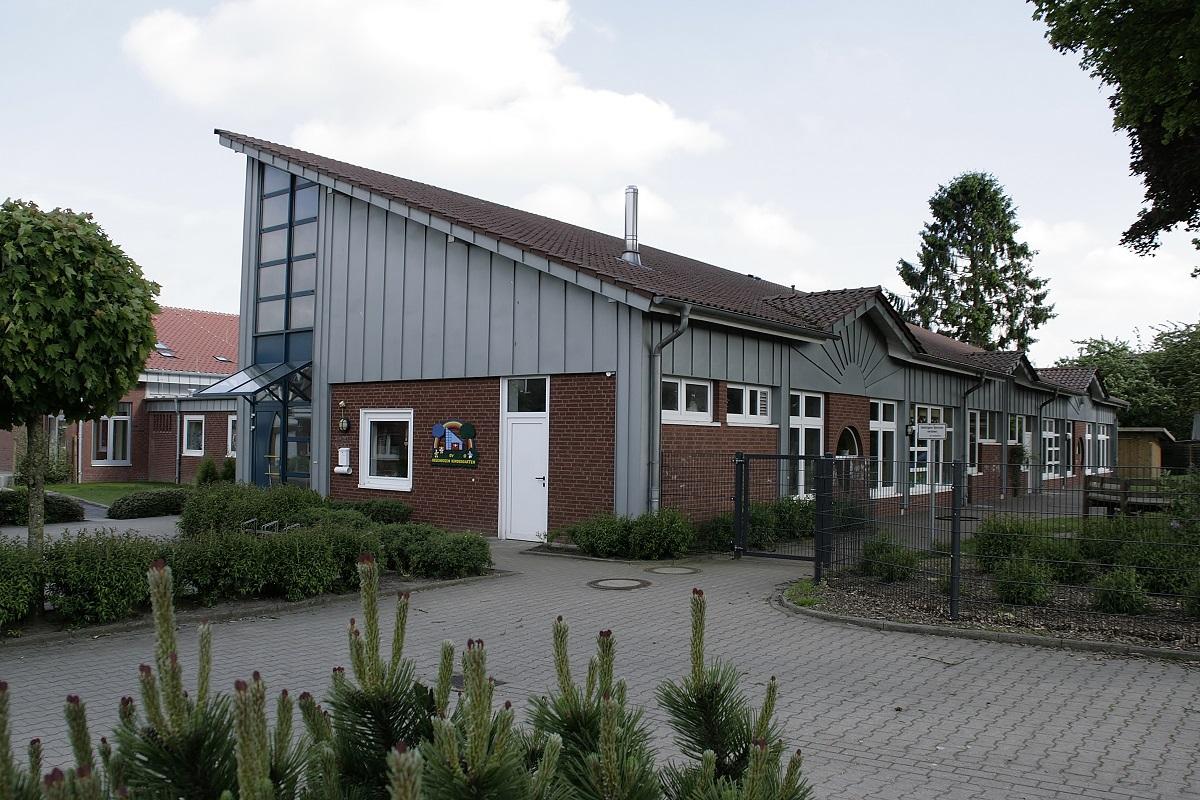 Ev. Regenbogen Kindergarten 2013 (früher Landwirtschaftsschule)