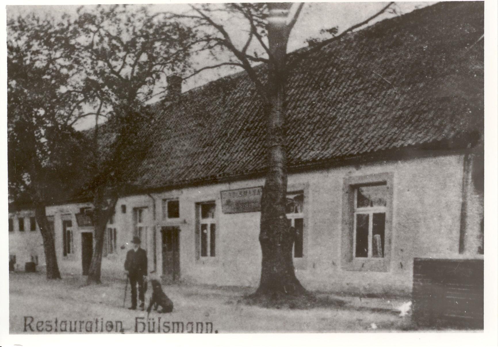 Gastwirtschaft Hülsmann heute Profi Siepenkort