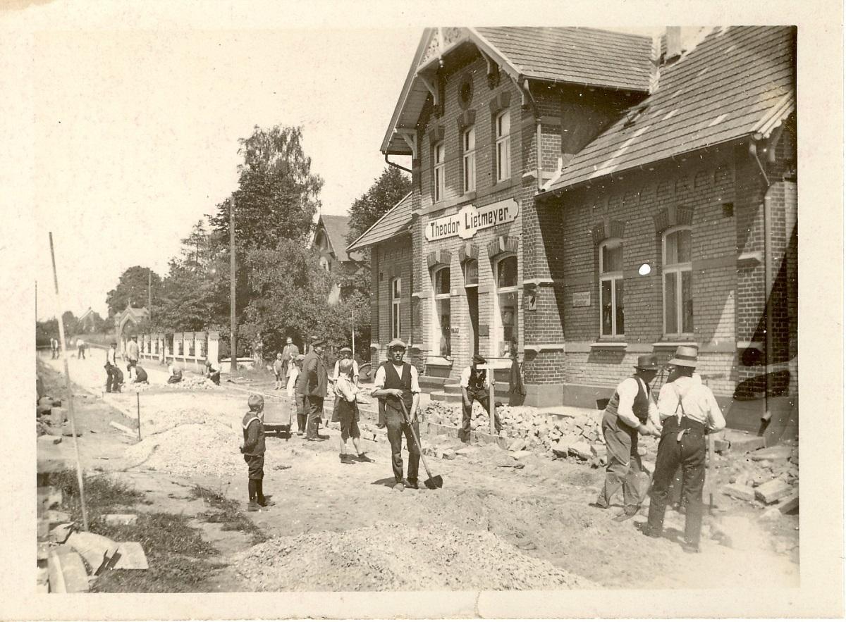 Goldstr. um 1928