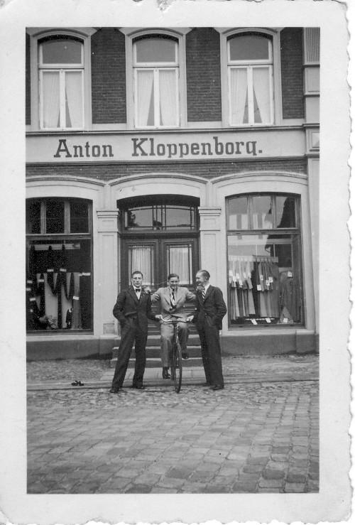 links Kloppenborg - H.Kreckler - Sendhoff - Kruempelmann
