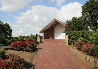Evangelischer Friedhof 2013