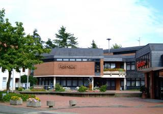 Rathaus Gesamtansicht