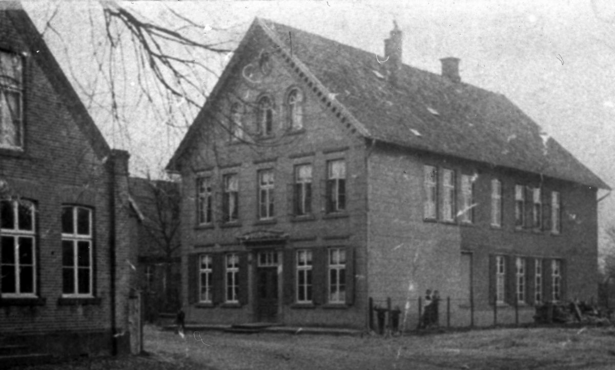 Töddenhaus um 1900
